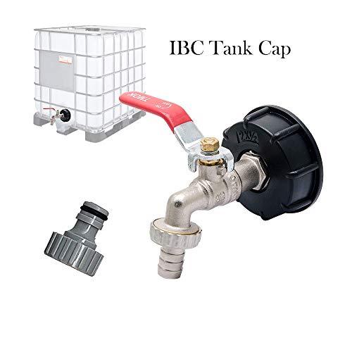 IBC Tank Adapter MASO IBC Tote T...