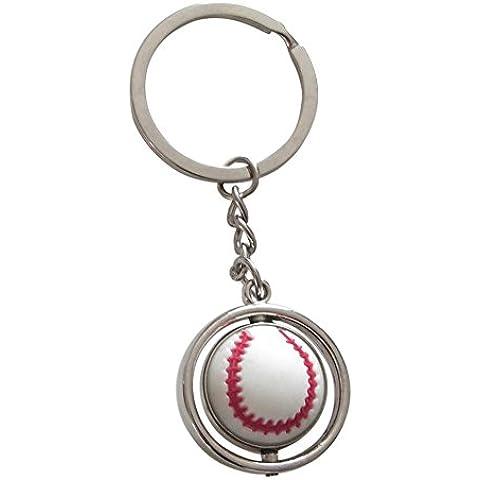 Portachiavi, gioielli di sacchetto, Palla di Baseball in (Baseball Gioielleria)