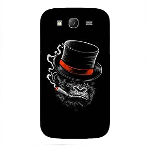 Back cover for Samsung Galaxy Grand Neo Angry Gorilla