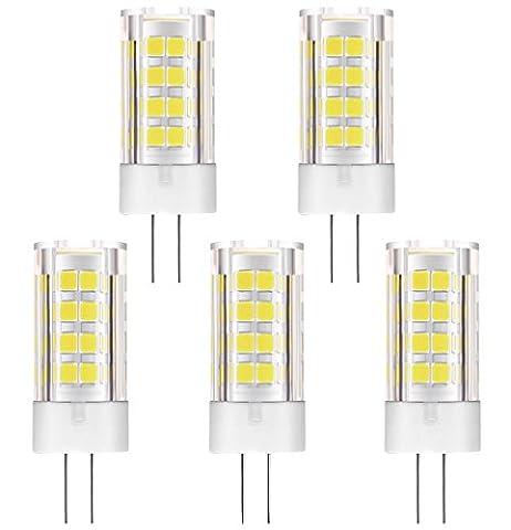 KINDEEP G4 Ampoule LED - 5W / 400LM, DC/AC 12V,