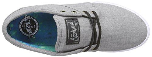 Globe Mahalo Unisex-Erwachsene Sneakers Grau (grey chambray)