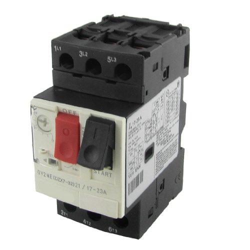 Aexit 17-23A Interruptor del motor magnético térmico (model: E5075XIII-3240FJ) del poste 3P