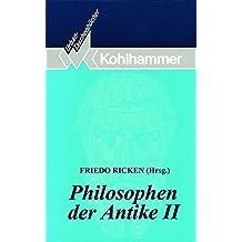 Philosophen der Antike II (Urban-Taschenbücher)