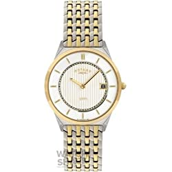 GB08001/02 Gents Rotary Ultra Slim Watch