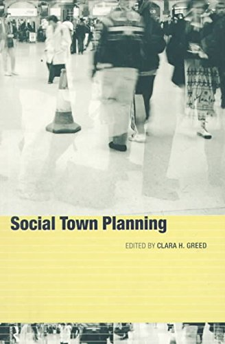 [(Social Town Planning)] [Edited by Clara H. Greed] published on (September, 1999)