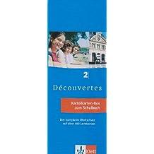 Découvertes 2 - Vokabel-Lernbox zum Schülerbuch: 2. Lernjahr passend zum Lehrwerk