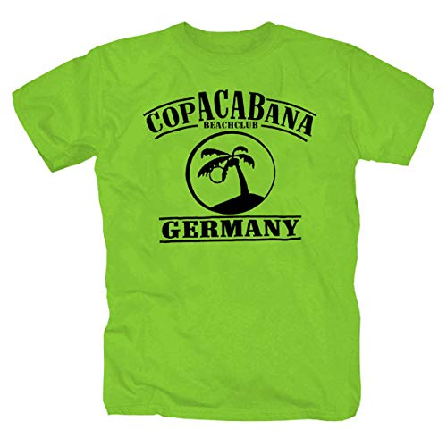 Copacabana - T-Shirt -Green- (XXL)