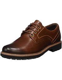 Clarks Batcombe Hall, Zapatos de Cordones Derby Para Hombre