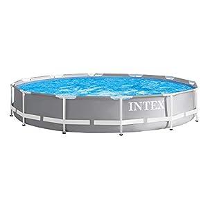 Intex 26712 Piscina Prisma Frame 366X76 Cm Con Pompa Filtro