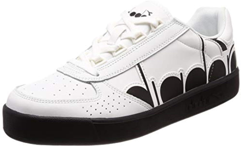 Diadora B.Elite Bolder, scarpe scarpe scarpe da ginnastica Unisex - Adulto (Bianco 20006), 37 EU | Un'apparenza Elegante  | Uomini/Donna Scarpa  f322e8