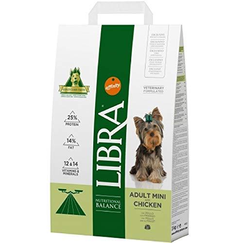 Libra pienso para Perro Mini Adulto 3kg
