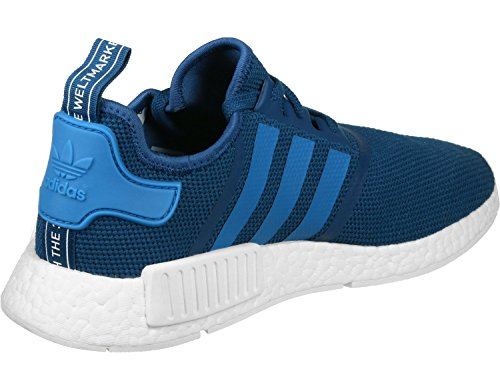adidas NMD R1 Runner Union Blue White Unite Blue