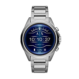 Armani Exchange Smartwatch Pantalla táctil para Hombre de Connected