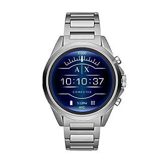 Armani Exchange Smartwatch para Hombre con Correa en Acero Inoxidable AXT2000