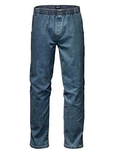 BABISTA Herren Jeans mit Rundumgummizug Elastisch/Stretchanteil (Denim-schlupf)