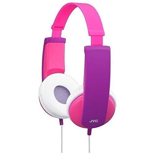 Preisvergleich Produktbild JVC Kinder Kopfhörer mit Volumenbegrenzung - Rosa und Lila