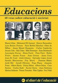 Educacions. 40 Veus Sobre Educació I Societat (el diari de l'educacó) por Vv.Aa.