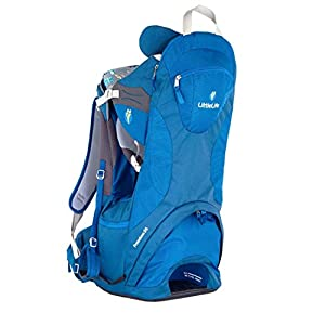 LittleLife Unisex's Freedom S4 Child Carrier (blue) Back, One size   2