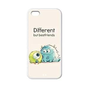 Coque en TPU pour iPhone 5C Monstres et Cie Sully et Mike