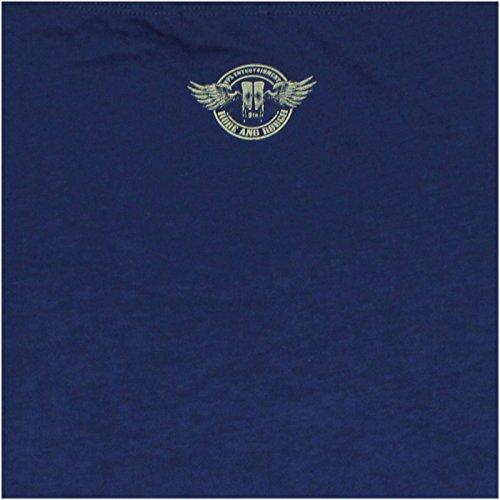 Yakuza Premium Damen T-Shirt 2136 navy Blau