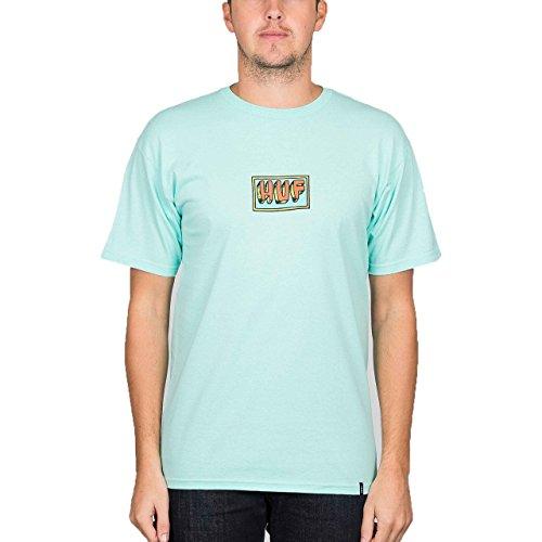 HUF Mar Vista T-Shirt Celadon