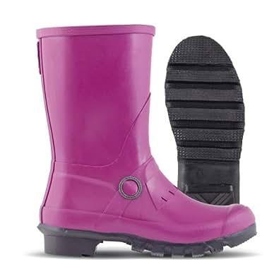 Nokian Footwear - Wellington boots -Sara Low- (Everyday) dark fuchsia, size EU 41 [113-96-41]