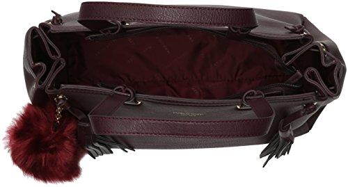 Marco Tozzi - 61006, Borse a secchiello Donna Rosso (Chianti Antic)