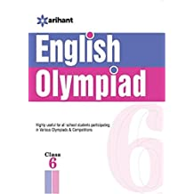 Olympiad Books Practice Sets -  English Class 6 for 2018 - 19