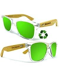 Wildwood Eyewear - Lunettes de soleil - Homme Transparent claire L 107d1a90d3a2