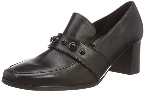 Gabor Shoes Damen Comfort Fashion Pumps, (Schwarz 57), 37 EU