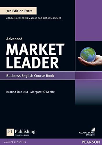 Market Leader Extra Advanced Coursebook with DVD-ROM Pack