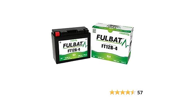 Nx Motorrad Batterie Yt12b 4 Yt12b Bs 12v 11ah Auto