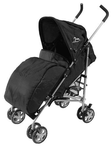 pram-cosy-stroller-cover-footmuff-toes-buggy-pushchair-warmer-accessories-black