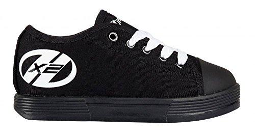 Schwarz pink schwarz X2 Fresh Heelys schwarz M盲dchen Schwarz Schuhe UgWCq