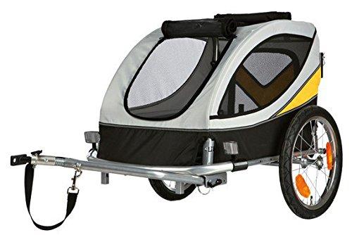 Hunde-Fahrradanhänger Touring Large incl. Jogger-Umbausatz - bis 40kg Zul.