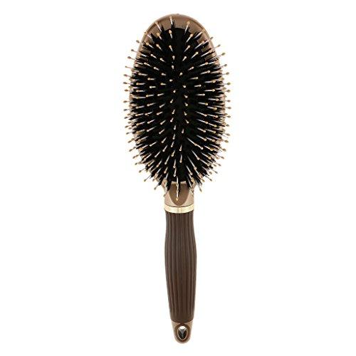 MagiDeal Haarbürste Entwirrbürste für Kopfmassage, Anti-Statisch Haarstyling und Haarpflege Kämme, Haarkamm