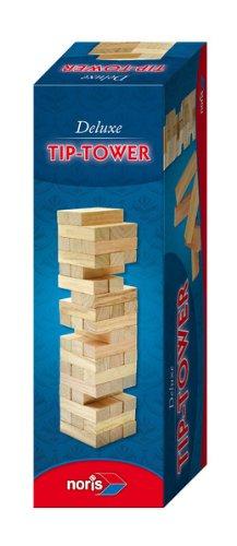 Noris Spiele 606101020 - Tip Tower Deluxe, Familienspiel