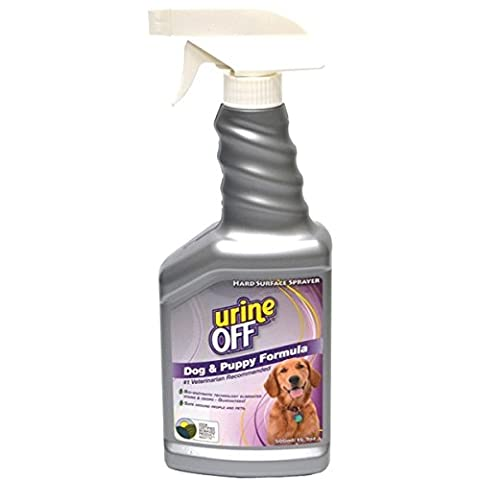 Urine Off Dog & Puppy Formula 500ml-