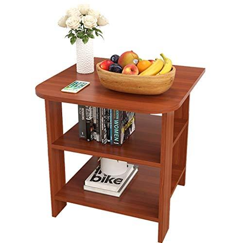 BAIF Einfache Kleine Tisch Quadratischen Tisch Home Economy Kleine Wohnung  Sofa Side Couchtisch Ecke Wohnzimmer Tee Tisch Mini Beistelltisch (größe:  ...