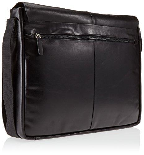 Strellson Jones Messenger LH 4010000123 Herren Messengertaschen 40x31x5.5 cm(B x H x T), Schwarz (black 900) Schwarz (black 900)