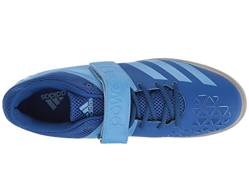 Adidas Powerlift 3 Weightlifting Schuh - AW17 �Collegiate Royal / Charcoal Solid Gre