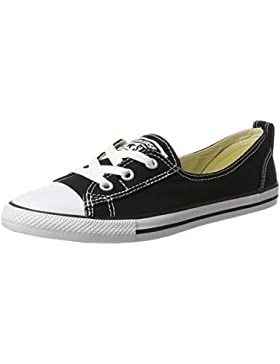Converse Damen CTAS Ballet Lace-Slip-Black-Women On Sneaker