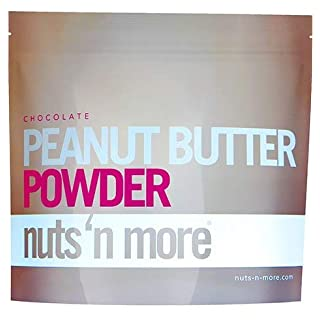 nuts 'n more Chocolate Peanut Butter Powder 280g