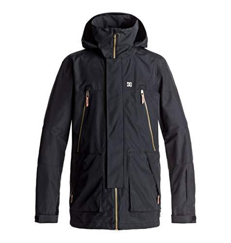 DC Shoes Command - Snow Jacket for Men - Snow Jacke - Männer - M - Schwarz