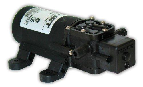 Jabsco 42630-2900Marine Parmax 1Pompa Acqua a Pressione, Multi-Outlet Automatico, 1.1gpm, 35psi, 12Volt, 4-amp