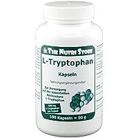 Preisvergleich für L-TRYPTOPHAN 400 mg Kapseln 100 St