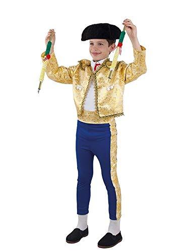 DISBACANAL Disfraz de torero para niño - Único