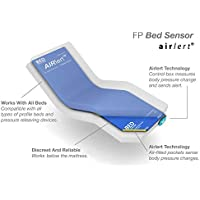 AIRLERT - Sensor de salida de cama, color azul/gris, 1 kg