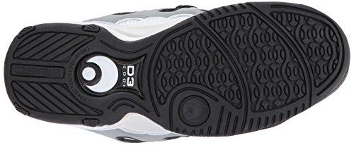 Osiris D3 2001 Black/White/Royal Bianco Nero