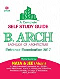 #6: A complete Self Study Guide for B.Arch. Entrance Examination 2017